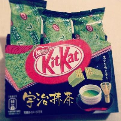 Kitkat Uji Macha (Teh Hijau) & bakpia pathuk 25