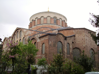 Hagia Irene in Istanbul, to be the site of the first Eastern Orthodox council in centuries