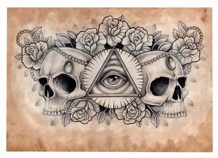 dövme eskiz resimleri