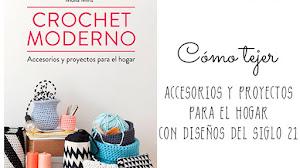 Crochet Moderno / Libro de Crochet