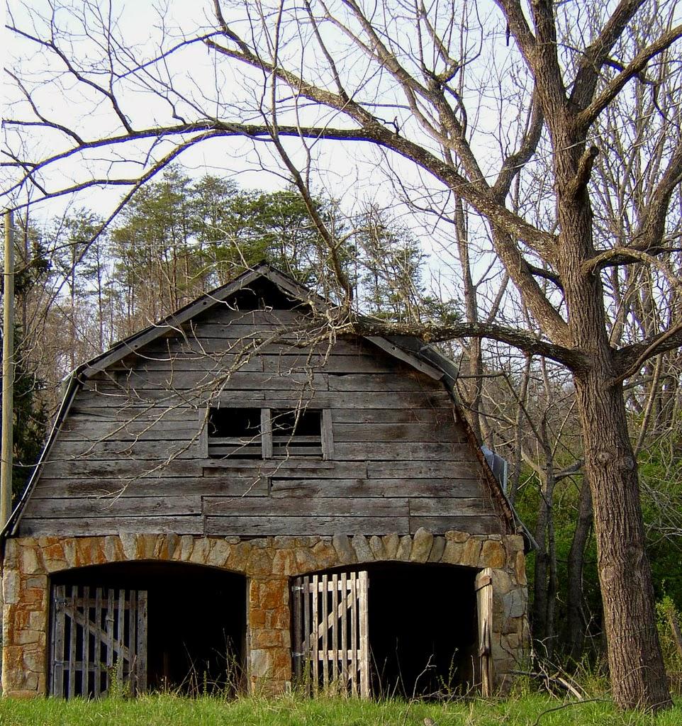 The Carpetbagger: Old Barns