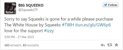squeeks big squeeko mixtape