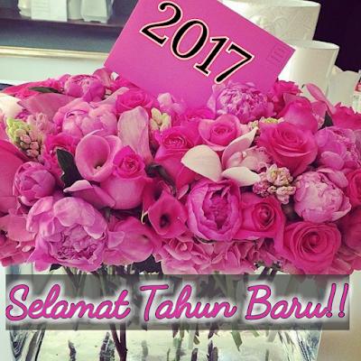 Selamat Tahun Baru Dunia 2017