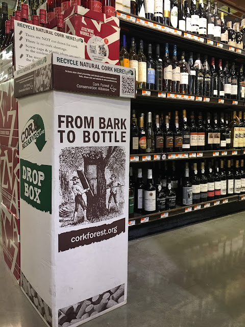 The Sasson Report ShopRites Antibiotic Free Chicken Gets New Name Wine Cork Recycling And More