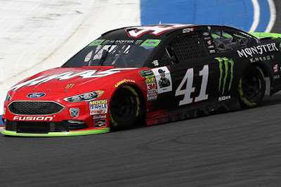 Kurt Busch - Ford Sweeps First Roval Event At Charlotte Motor Speedway