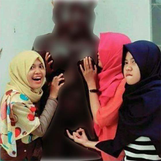 Apa yang Gadis Melayu Ini Lakukan Tidak Dapat Diterima Akal