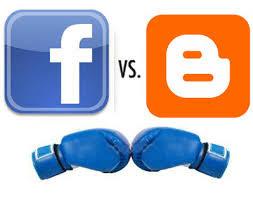 Ventajas y desventajas de los Blogs y del Facebook