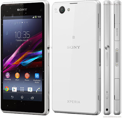 Harga Sony Xperia Z1 Compact D5503