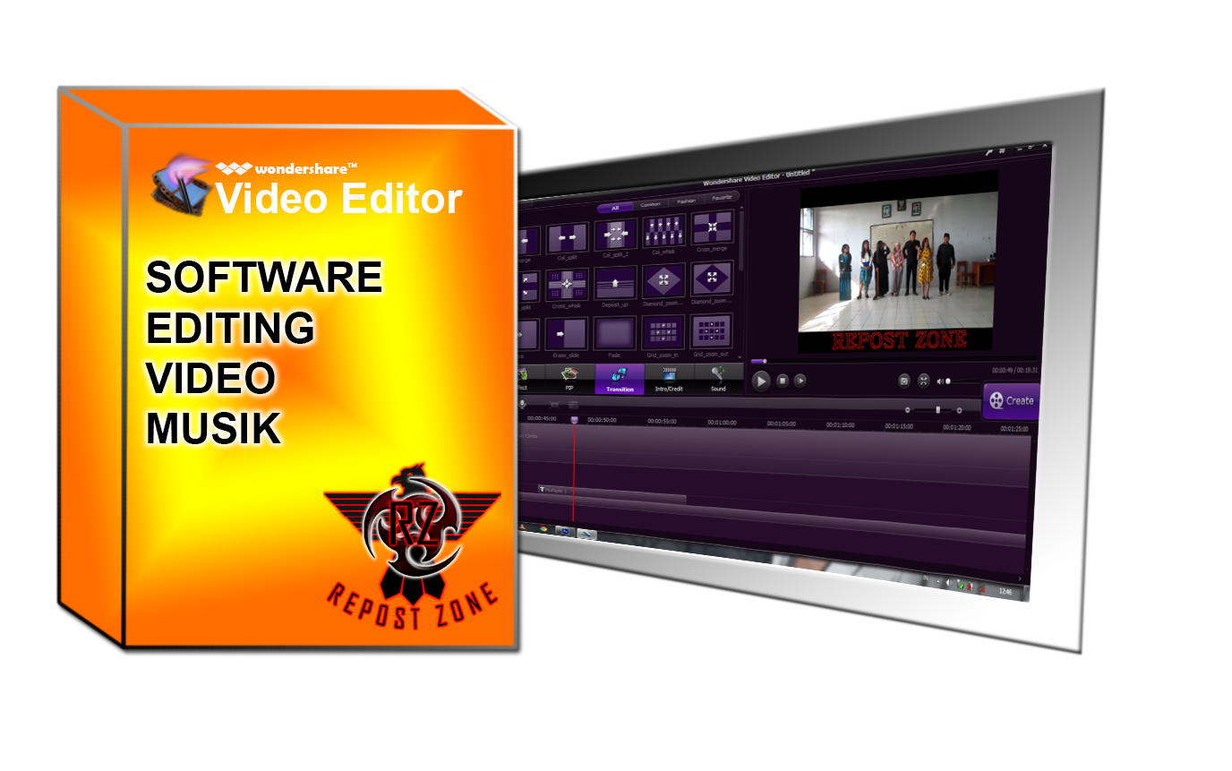 wondershare video editor full version crack