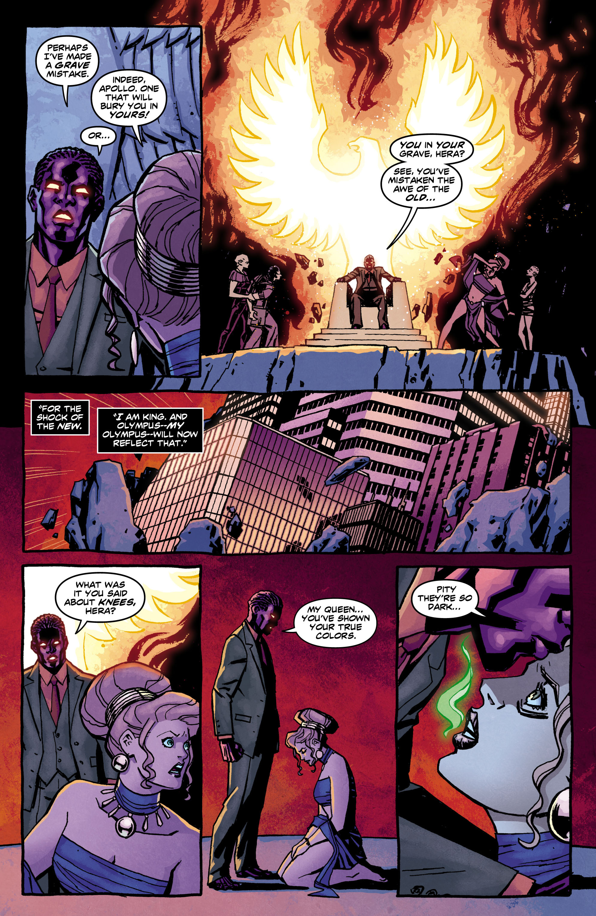 Read online Wonder Woman (2011) comic -  Issue #12 - 11
