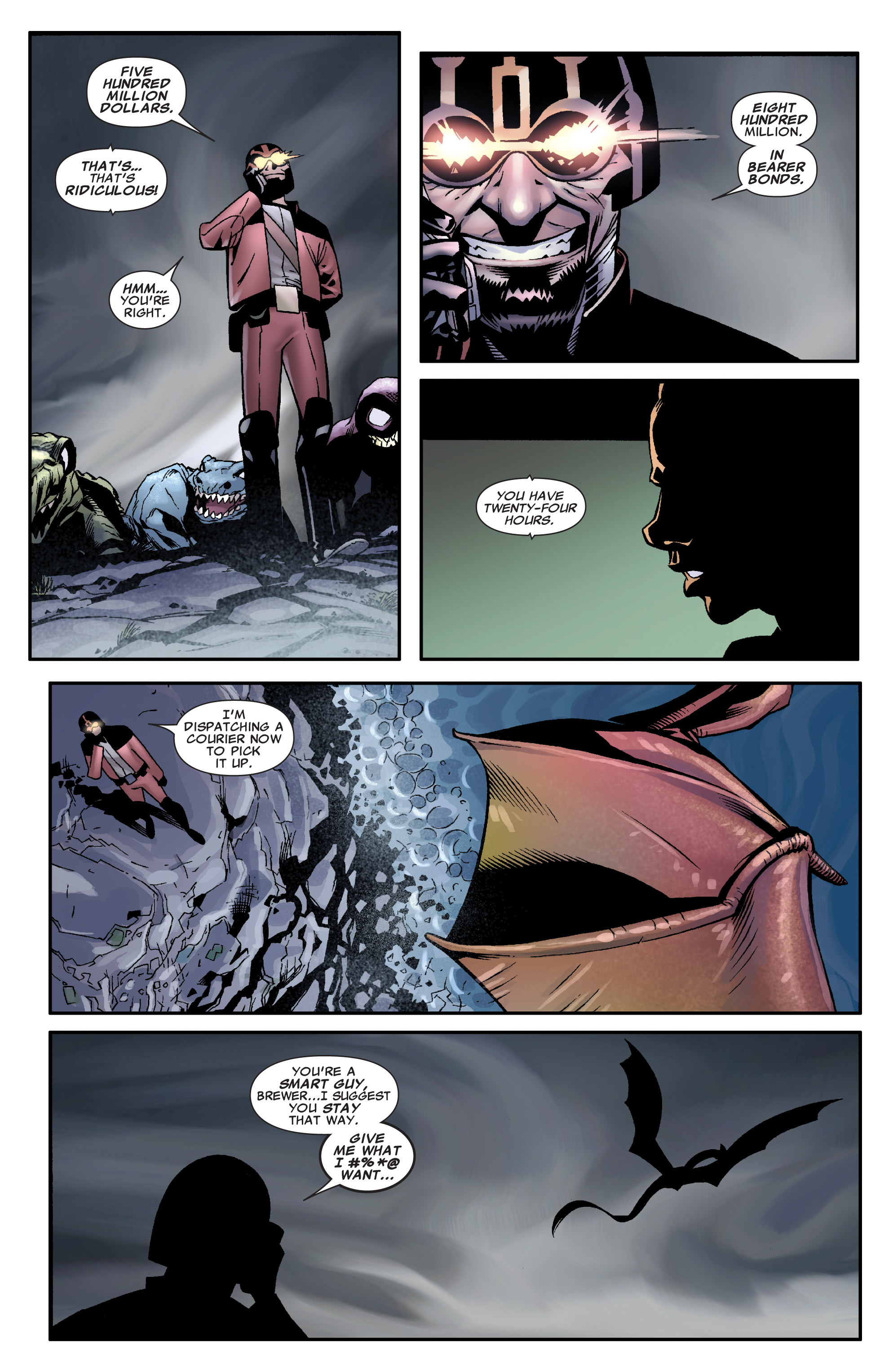 Read online Astonishing X-Men (2004) comic -  Issue #37 - 18
