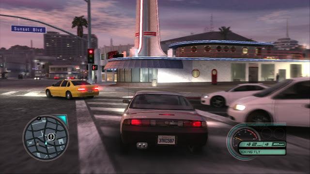 Midnight Club Los Angeles PC Free Download