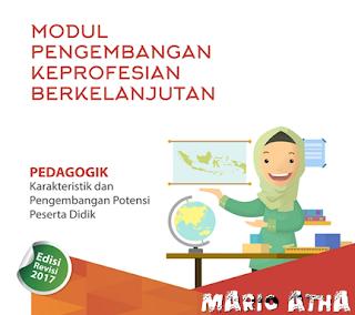 Modul Pengembangan Keprofesian Berkelanjutan (PKB) SD Kelas Tinggi