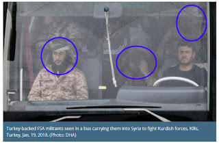 Notorious commanders of ISIL terrorists
