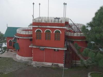 Jaitak Fort, Nahan