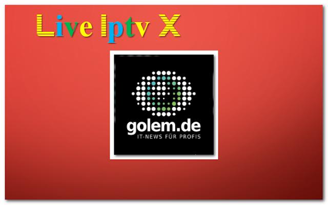 Golem.de technology addon