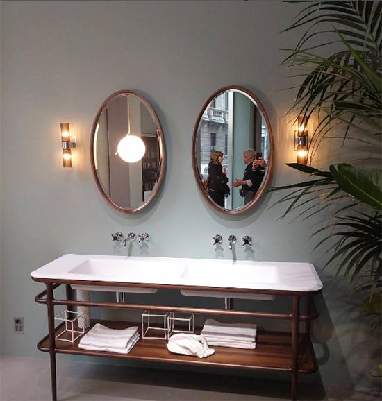 móveis, desing, banheiro, banheiro minimalista, acasaehsua, a casa eh sua, design, decor, isaloni, isaloni 2016, feira, decor, home decor
