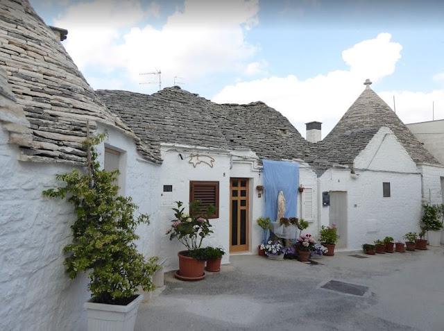 Aja piccola Alberobello
