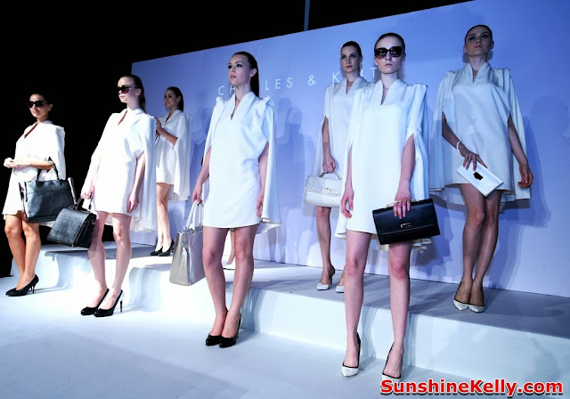 charles & keith, shoes, handbag, latest trend, autumn winter 2013 collection, runway show