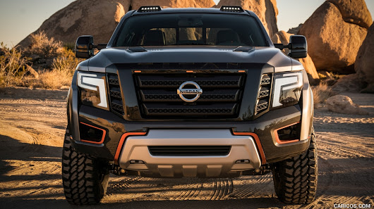 2017 Nissan Titan Redesign and Release Date