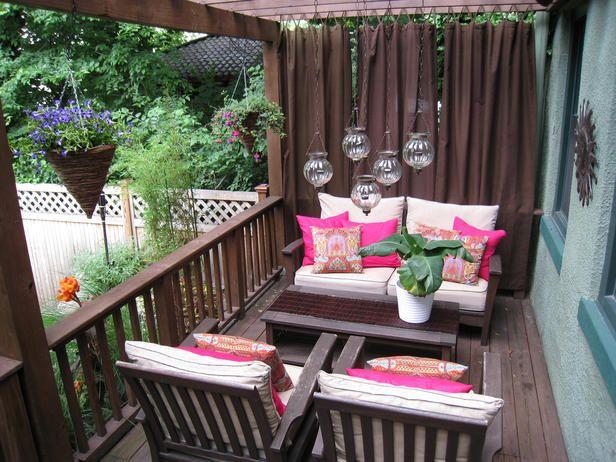 HOME & GARDEN: 50 idées pour profiter de son balcon à l ...