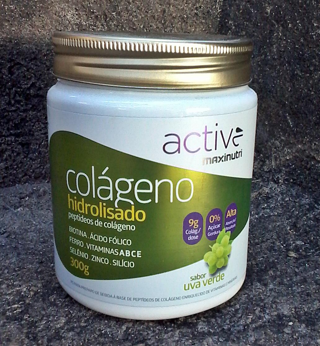 275a8b70a Sobre o produto  O Colágeno Hidrolisado Uva Verde é um grande aliado para  quem quer manter a beleza e a saúde. Suas principais funções são dar  sustentação e ...