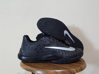 Sepatu Basket Nike Hyperlive Black, toko sepatu basket, basket nike murah, basket nike hyperlive, nike basket replika