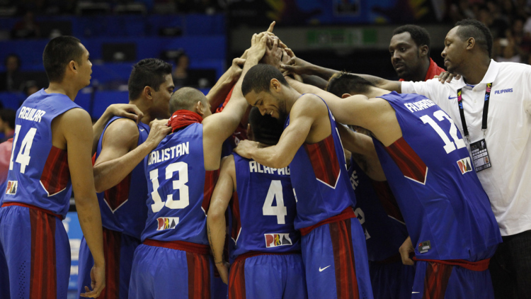 Gilas Pilipinas' 16-man pool for 2015 FIBA Asia Championship