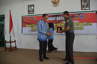 Bupati Kepulauan Mentawai Apresiasi TMMD Ke 104 Kodim 0319/Mentawai
