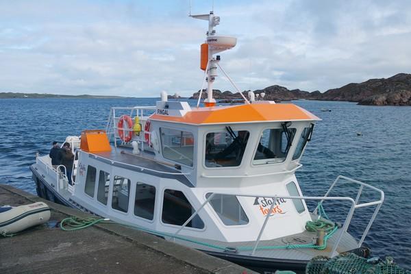 écosse highlands île mull fionnphort staffa tours