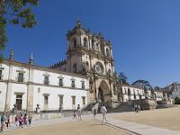 Plaza Monasterio de Alcobaça