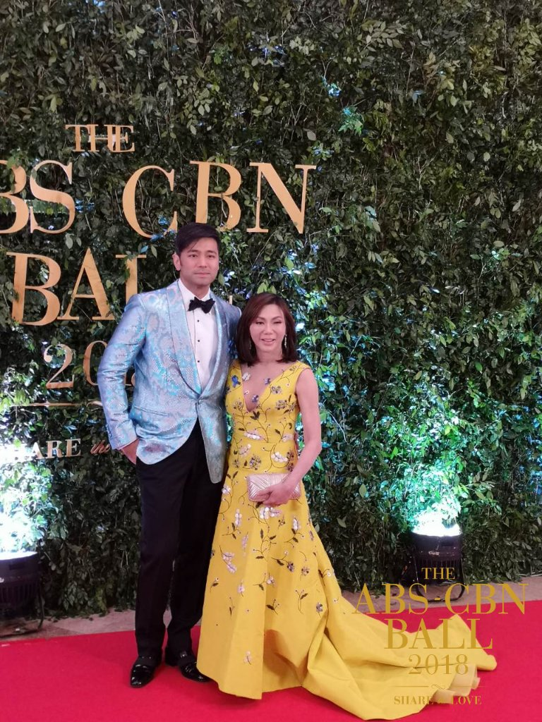 Hayden Kho and Vicki Belo ABS-CBN Ball 2018