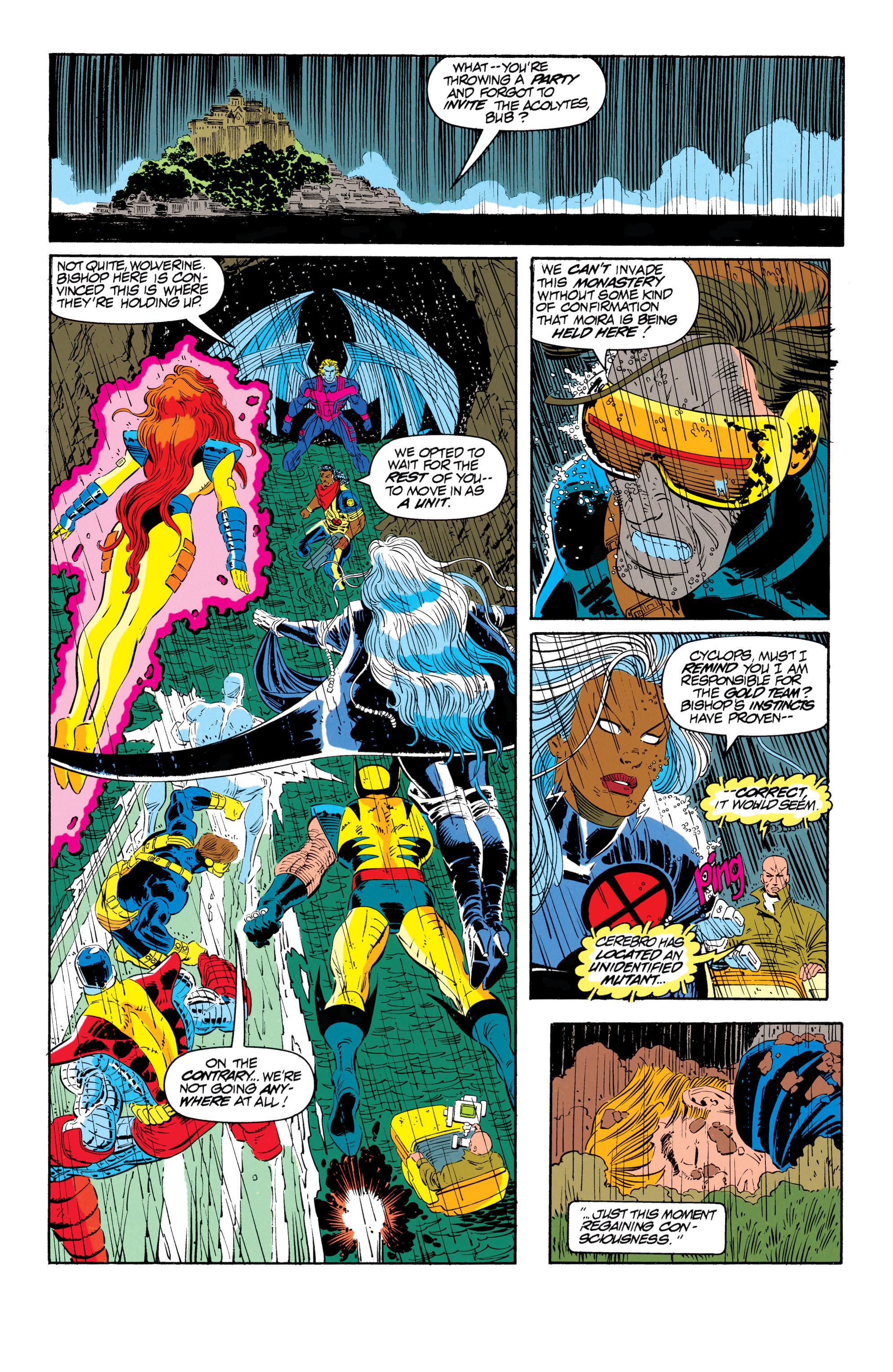 Read online Uncanny X-Men (1963) comic -  Issue #300 - 25