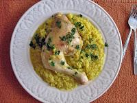 Κοτόπουλο με ρύζι (μαγειρεμένα στην ίδια κατσαρόλα) - by https://syntages-faghtwn.blogspot.gr