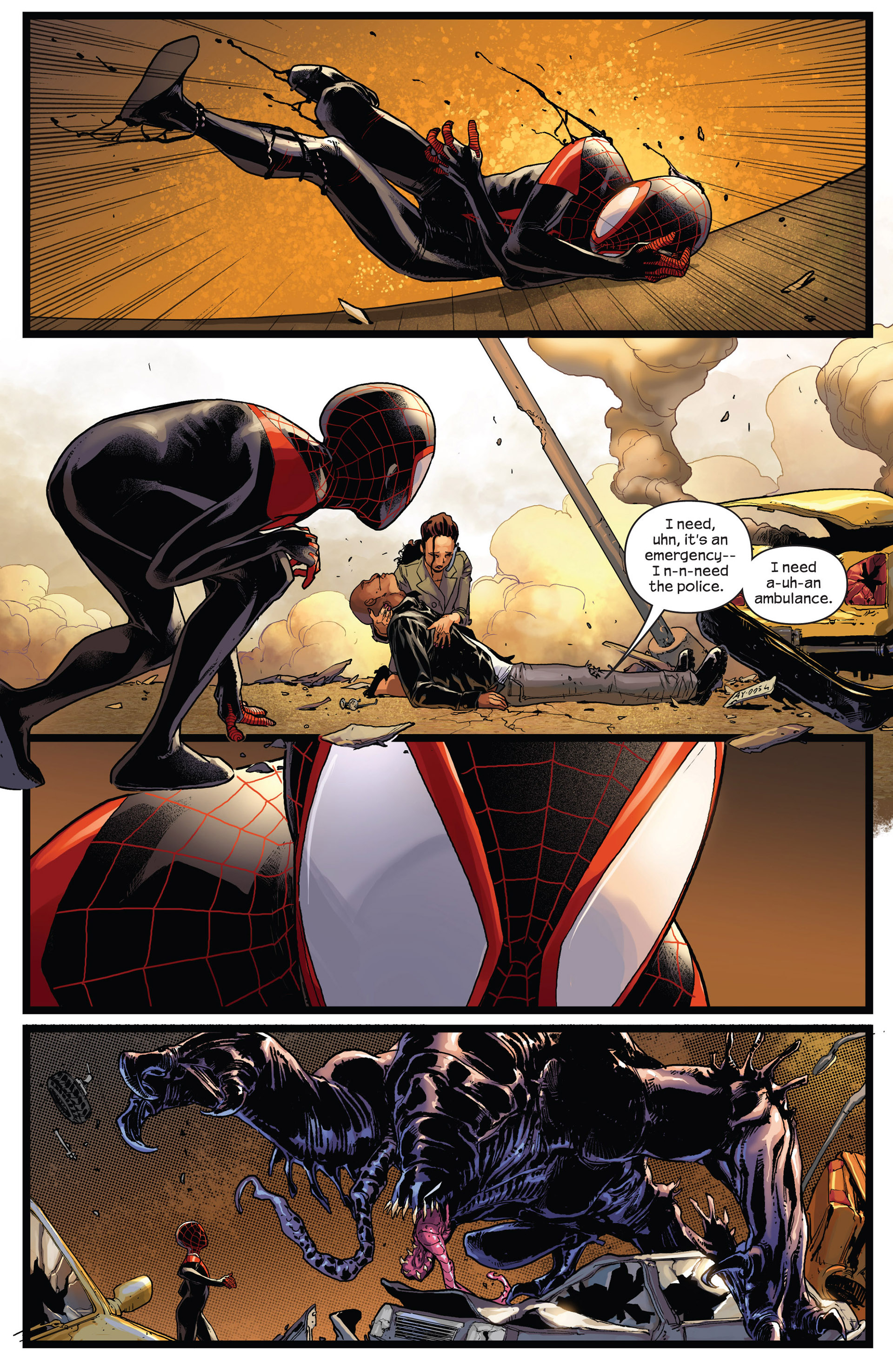Read online Ultimate Comics Spider-Man (2011) comic -  Issue #20 - 11
