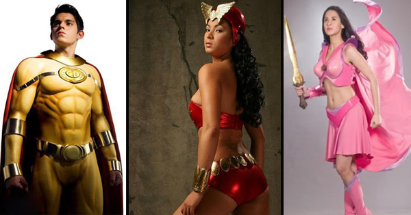 Celebrities Who Played The Role Of The Popular Pinoy Superheroes