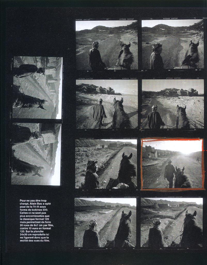 825075af9a3 Οι φωτογραφίες από αυτό το ταξίδι μαζεύτηκαν σε ένα ωραίο βιβλίο με τίτλο  «Στομονοπάτι των Καβαλάρηδων» (Sur les pas des Cavalliers), από τις  εκδόσεις ...
