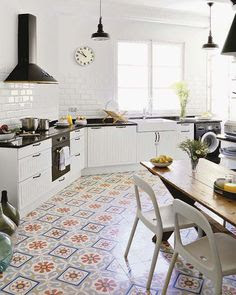 How to Make Your New Kitchen Tile Floors Look Better Longer!