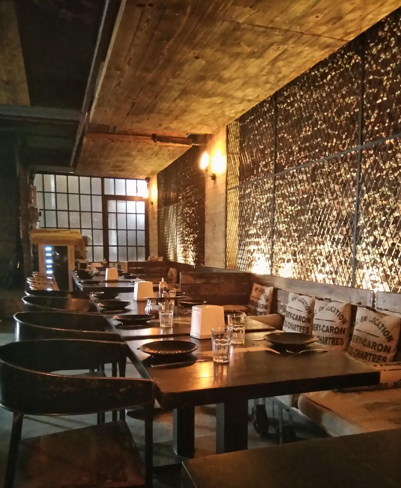Rustic Dining Wall Decor