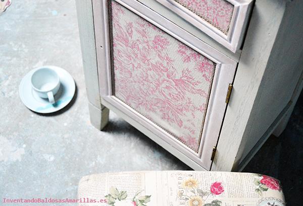 DIY entelar muebles