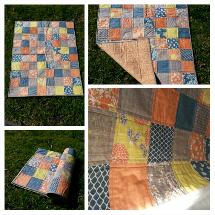 Quilt by Jacqui