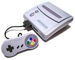 Versión mas compacta del Super Famicom lanzado en Japón