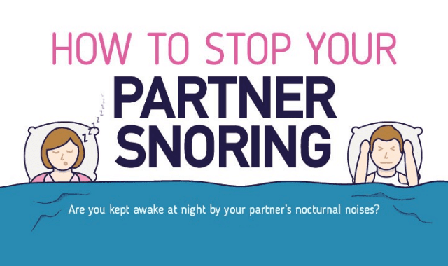 How to Stop Your Partner Snoring