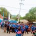 Ratusan Buruh Yang Tergabung KSPSI Geruduk PT Anugrah Mutu Bersama