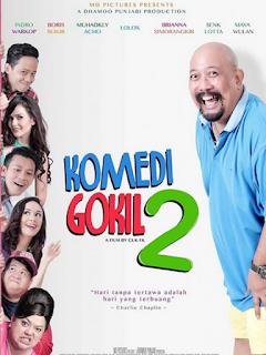 Film Komedi Gokil 2 (2016)