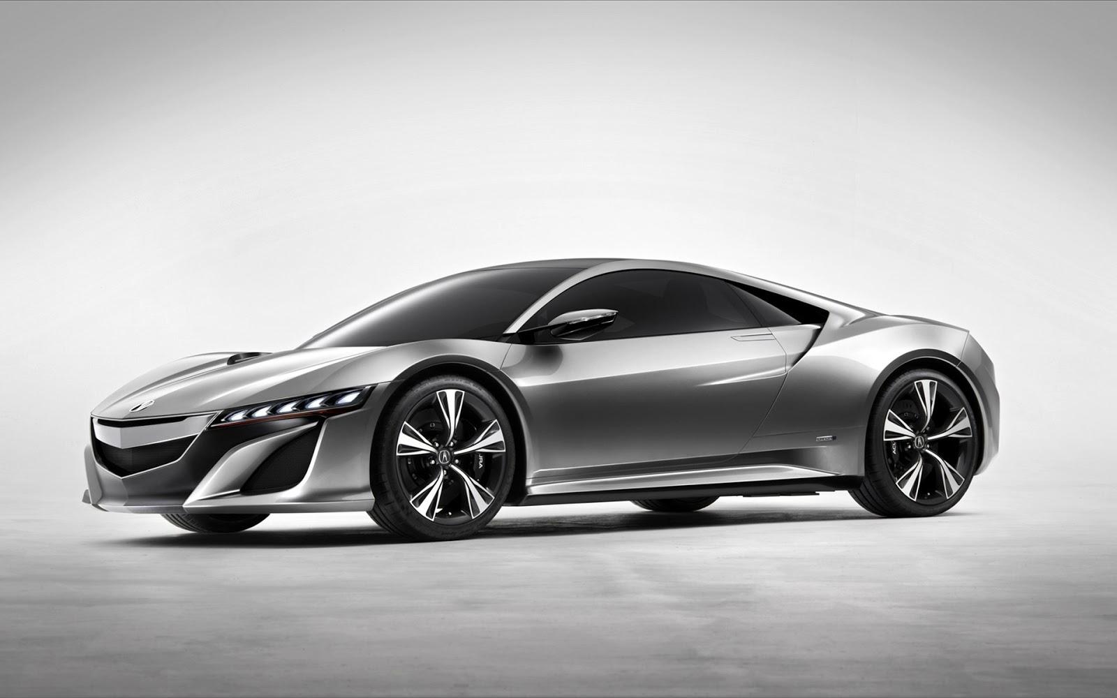 2013 Acura NSX Concept 2