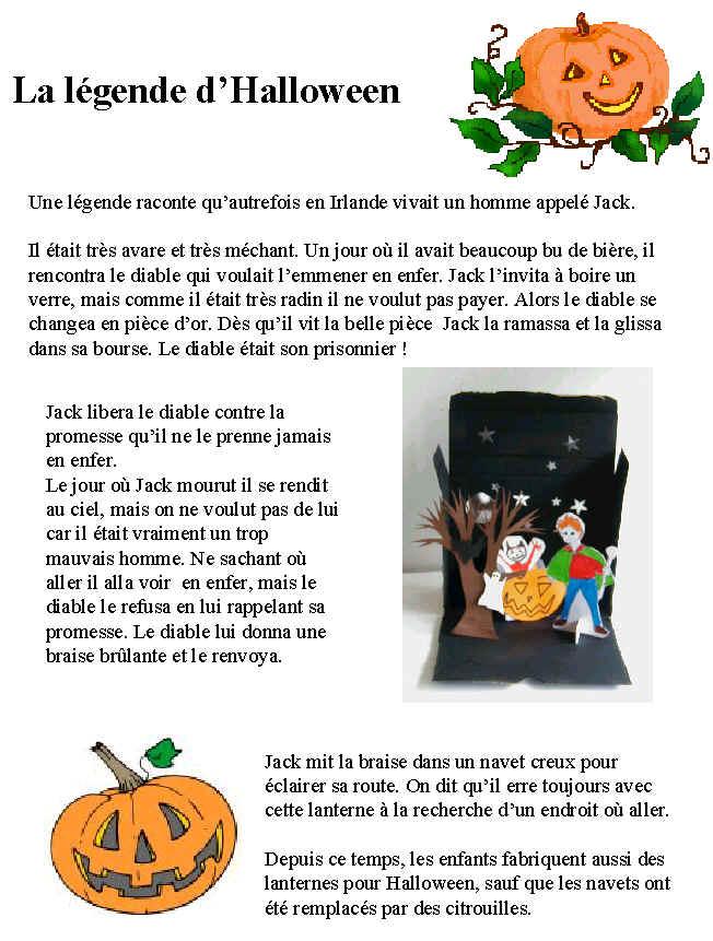 Halloween - legenda o Halloween - Francuski przy kawie