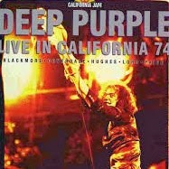 Deep Purple Live In California 74 CD