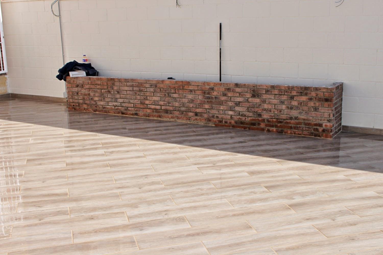 Reformas y pavimentos - Plaquetas imitacion piedra ...