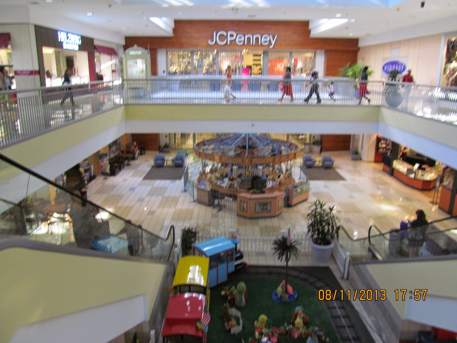 St Clair Mall Food Court